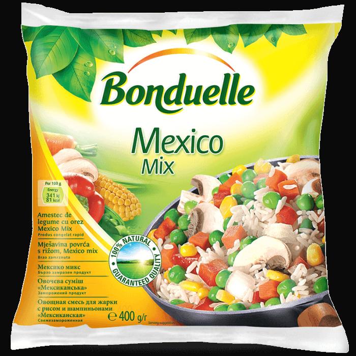Meksikan qarışığı