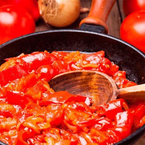 Leço - ənənəvi macar yeməyi