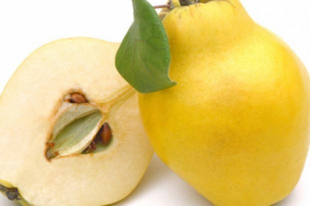 Айва – полезный фрукт