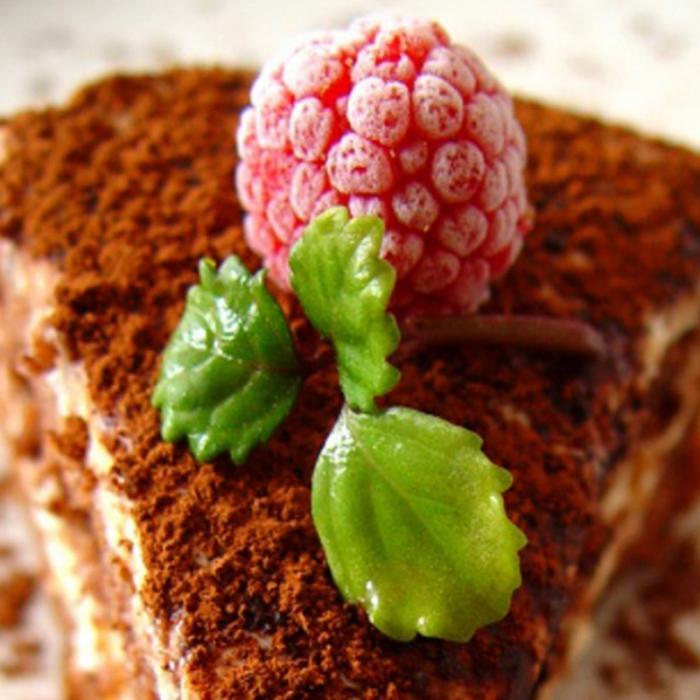 Тирамису - итальянский десерт с сыром маскарпоне