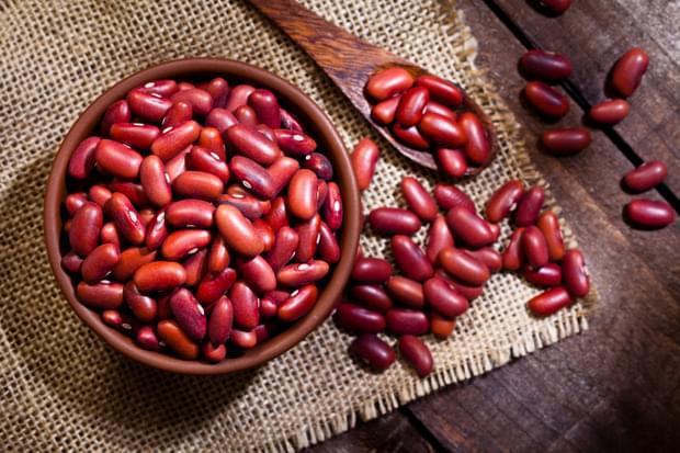 Красная фасоль - это очень вкусно и полезно