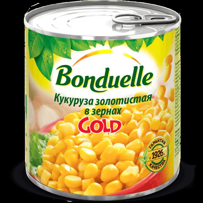 Кукуруза золотистая GOLD