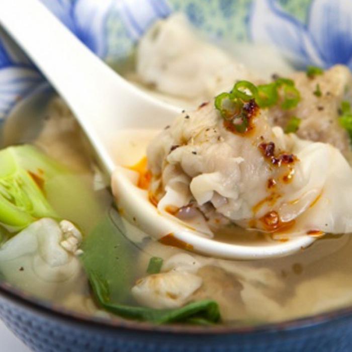 Вонтон - китайская закуска