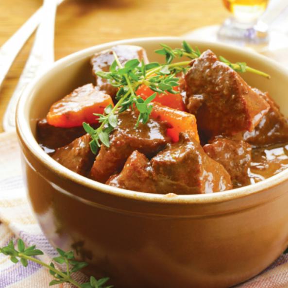 Гюцпот - блюдо с историей
