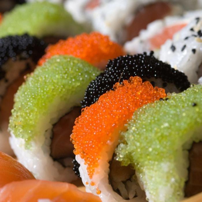 Суши – самое популярное блюдо японской кухни